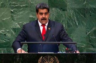 Maduro dijo en la ONU que está dispuesto a dialogar con Trump