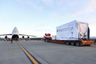 Se pondrá en órbita el satélite argentino SAOCOM 1A