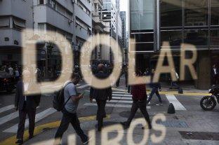 El dólar cedió 17 centavos en su sexto día consecutivo en baja