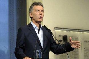 """Macri dijo que el aumento de la pobreza se debe a las """"turbulencias de los últimos meses"""""""