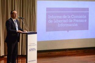 Adepa destaca el valor estratégico de la prensa para consolidar la República