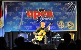 UPCN presenta el mayor encuentro mundial de guitarras
