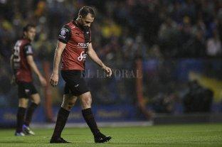 Colón perdió con Boca en la Bombonera
