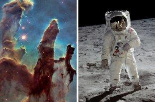 La NASA: 60 años fotografiando e investigando el funcionamiento del universo