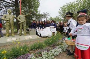 Humboldt rindió homenaje a sus fundadores a 150 años de su creación
