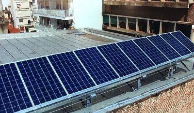 Rosario avanza en un plan de transición hacia el uso de energías 100% renovables