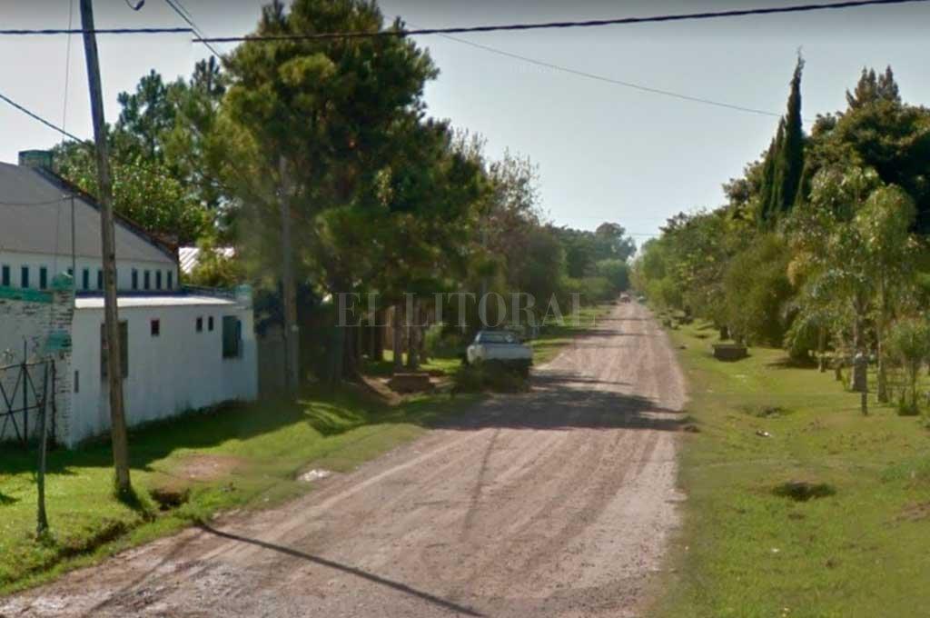 Altos del Sauce, golpeado por la inseguridad <strong>Foto:</strong> Captura de Pantalla - Google Street View