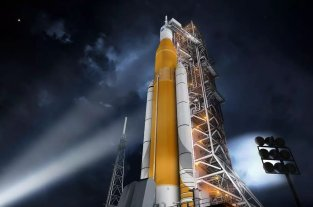 """El viaje de humanos a Marte que planea la NASA """"podría destruir el estómago de los astronautas"""""""