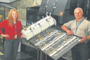 Un santafesino parte del equipo que desarrolló el primer satélite radar argentino