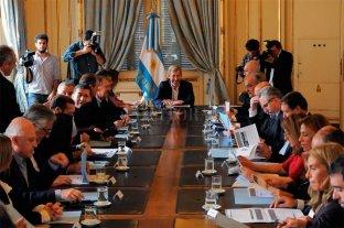 El nuevo pacto fiscal ya suma 18 provincias