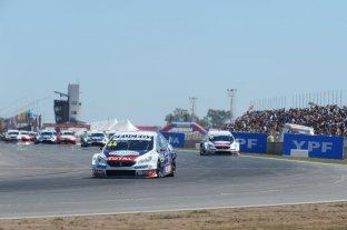Súper TC2000: Werner se quedó con la victoria en San Nicolás