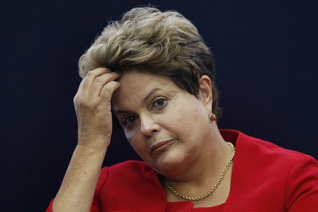 Dilma Rousseff perdió el Senado brasileño. <strong>Foto:</strong> Internet