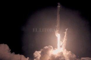 El satélite argentino Saocom 1A fue lanzado con éxito