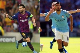 Messi y Agüero entre los nominados al Balón de Oro
