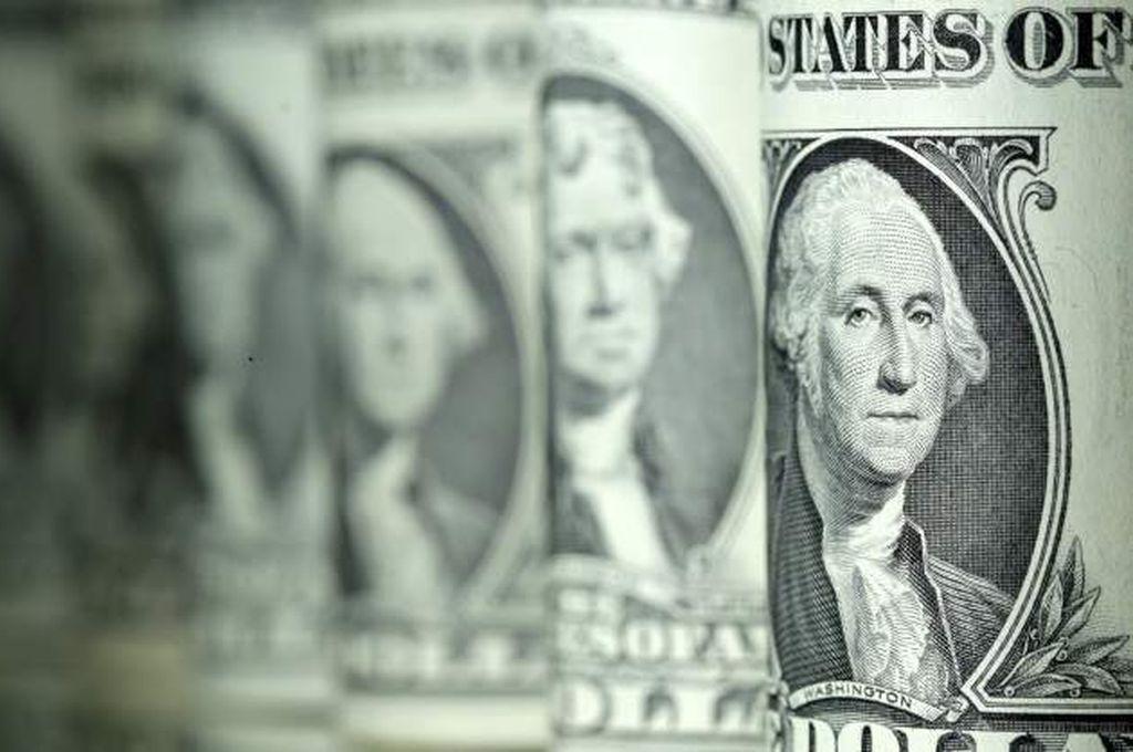 Séptima baja consecutiva dólar: cerró a $ 37,10