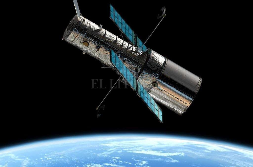 Telescopio espacial Hubble. Crédito: Internet