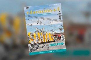 Mirá la edición impresa de la revista Educación SF 2018