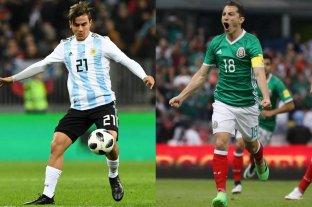 Argentina jugará dos amistosos ante México en noviembre