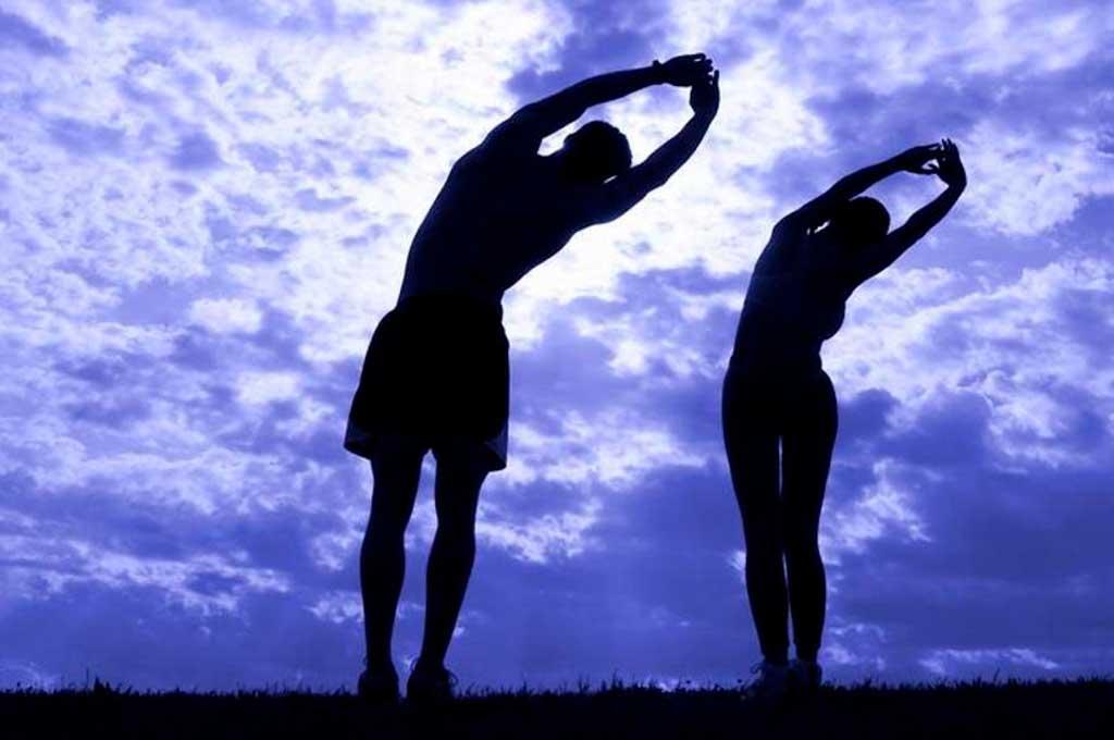 Stretching: una buena opción para terminar los días de cursado y estudio