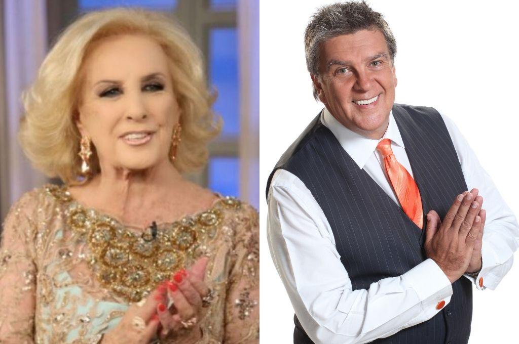 """¿Mirtha Legrand y Carlos Monzón tuvieron un romance?"""""""