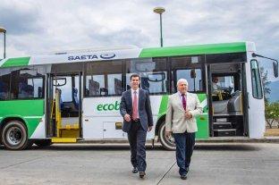 Acuerdo entre Lifschitz y Urtubey para utilizar biodiesel en colectivos