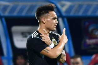 Argentina goleó 4 a 0 a Irak