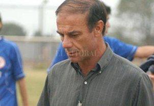 """Labaroni, DT de Atlético San Jorge: """"Somos un equipo de Liga"""""""