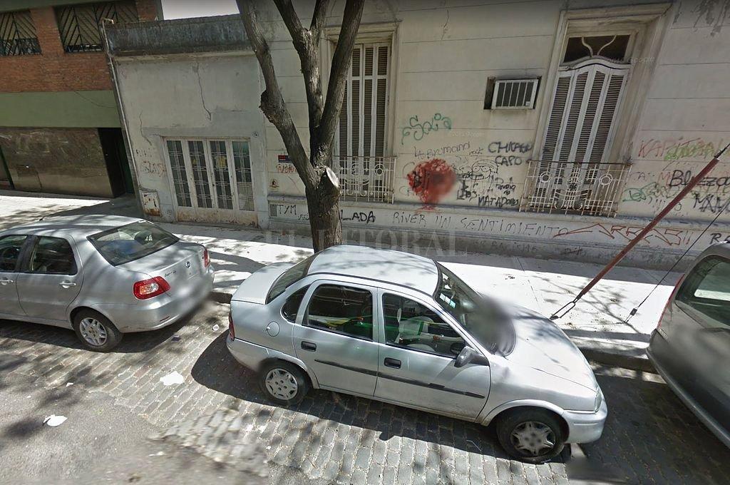 Terrada al 200, lugar donde la menor fue asesinada y dejado su cuerpo. <strong>Foto:</strong> Captura digital Google Maps Street View