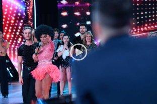 Anamá Ferreira quedó eliminada del Bailando -