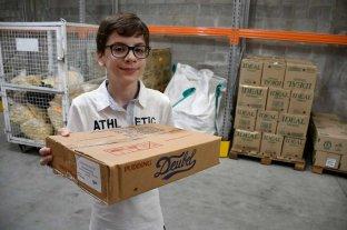 La iniciativa de un joven paranaense modificó la Ley Donal