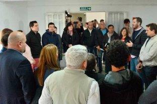 Concejo: preparan la sesión especial en barrio Transporte