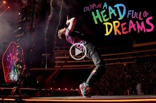 Coldplay lanzó el trailer de la película con la que celebrará su 20° aniversario