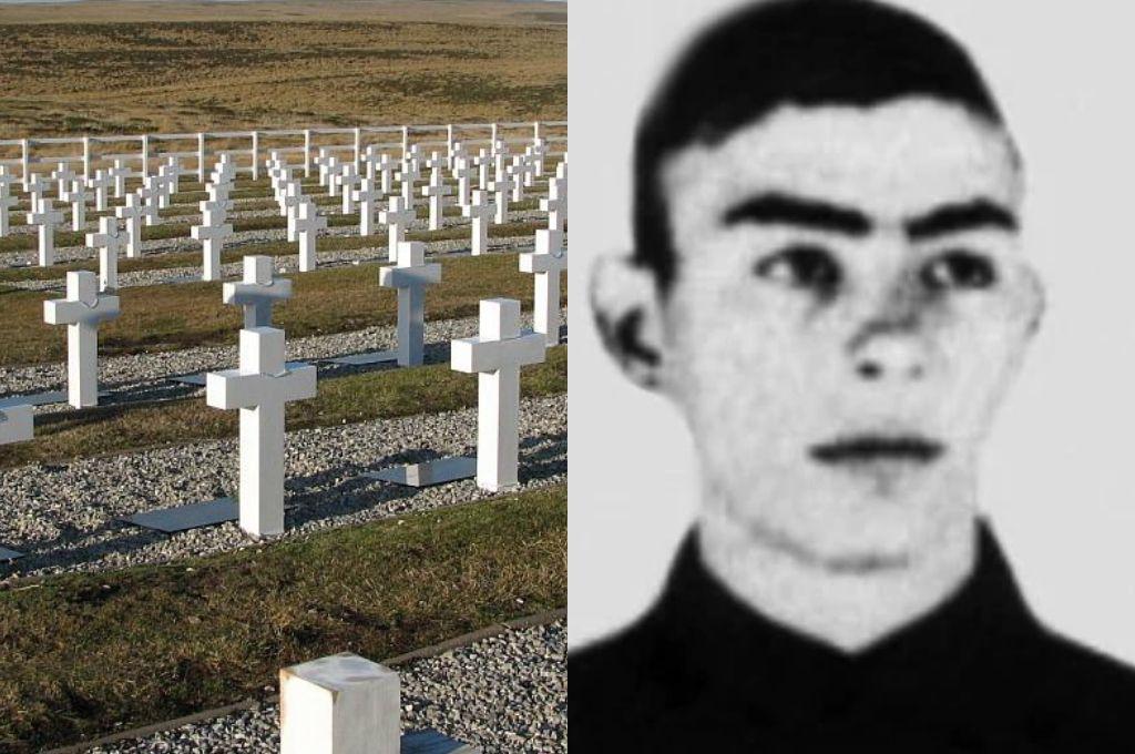 Identificaron al soldado 101 del cementerio de Darwin — Malvinas