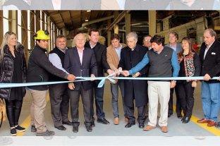 Inauguraron una desmotadora de  algodón en el noroeste santafesino