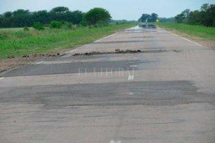 El rebacheo del acceso a Pozo Borrado duró 15 días