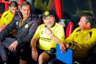 """Maradona destrozó a Messi: pidió no """"endiosarlo"""" más"""