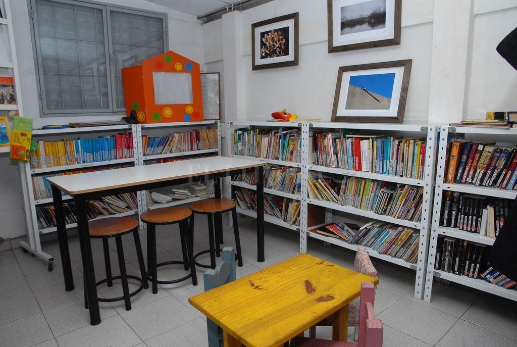 """En el espacio destinado al público infantil se realizará la """"Noche de galería"""", donde se leerán y compartirán libros sobre museos, exposiciones y galerías. <strong>Foto:</strong> Flavio Raina"""