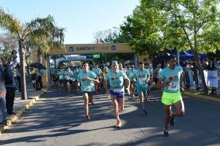 La Maratón Santa Fe Corre en fotos