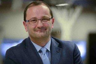 Juegos Olímpicos: murió el secretario general de la FIBA, Patrick Baumann  - Patrick Baumann. -