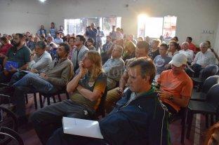 """""""Encuentro"""": Capacitaciones a clubes de Santa Fe -  -"""