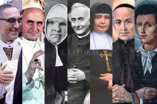 Óscar Arnulfo Romero y Pablo VI, nuevos santos