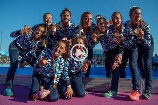 Oro para Las Leoncitas en los JJOO de la Juventud -  -