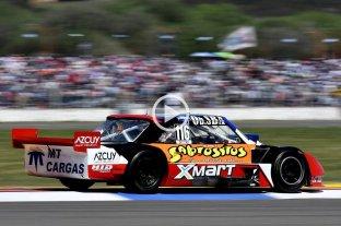 Primera victoria para Ruggiero en Turismo Carretera - Alan Ruggiero. -