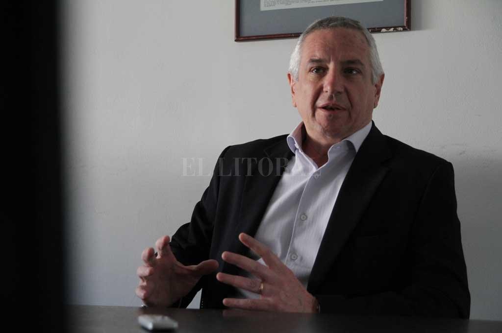 """Para José Cerra, """"las organizaciones que cuentan con un alto nivel de clima laboral son las que tienen (entre empleadores y empleados) conversaciones muy maduras y transparentes"""". Crédito: Pablo Aguirre"""