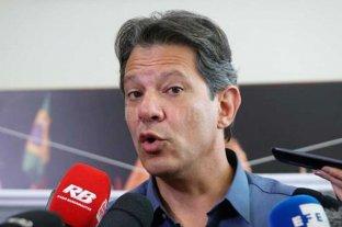"""Haddad sobre Bolsonaro: """"Es el tipo más rastrero que he conocido"""""""