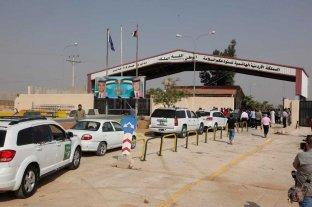 Jordania e Israel reabren cruces fronterizos con Siria