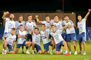 Argentina - Brasil, prueba de fuego para la nueva Selección -  -