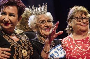 """Una mujer de 93 años gana el polémico concurso """"Miss Sobreviviente del Holocausto"""""""