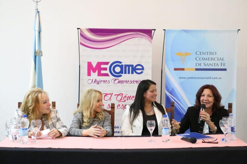 LA VOZ de las mujeres en las mesas directivas busca una mayor participación. <strong>Foto:</strong> Prensa Mecame.