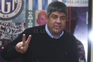 La Justicia define el pedido de detención de Pablo Moyano - El juez de Avellaneda Luis Carzoglio estudia el pedido de detención de Pablo Moyano que el último viernes hizo el fiscal Sebastián Scalera. -